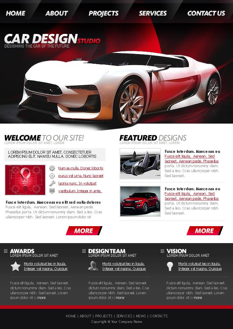 Продвижение web сайтов автомобильной тематики создание сайтов стало еще проще